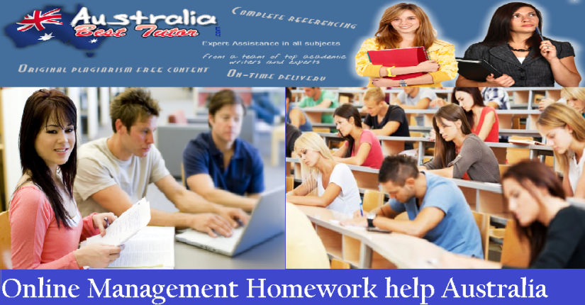 Management Homework help