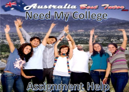 Need My College Assignment Help