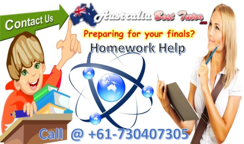Finals Homework Help