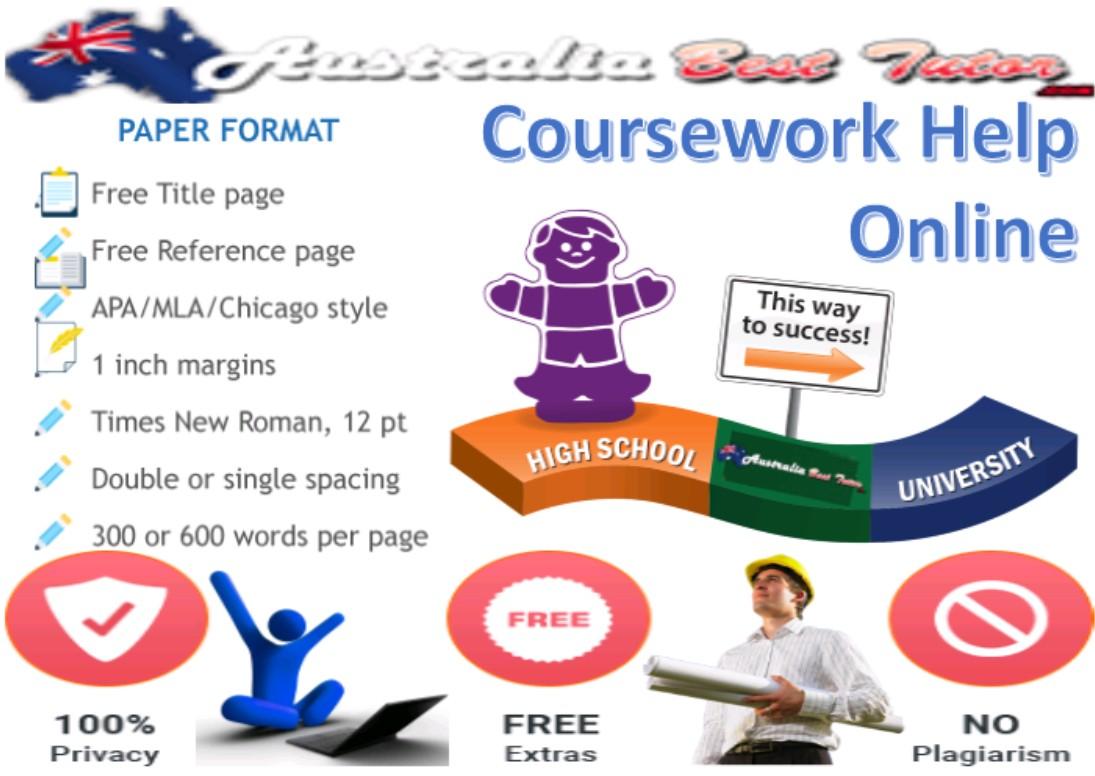 Coursework Help Online
